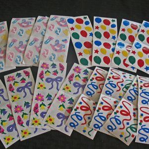 Lot of Various stickers Creative Memories